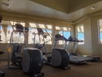Great View from Fitness Center