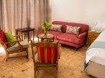 Spacious, sunny apartment   near the historical centre of town