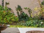 Easy access to garden