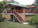 Your Cottage just steps to the water.