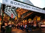 Borough Market - a two minute walk from the apartment