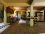 Villa Zatarra open-planned, fully equipped kitchen
