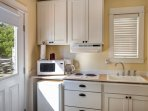 Guesthouse kitchenette