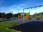 Child's play area - 3 mins walk from cottgage