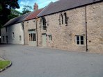 The Byre. Historic holiday cottage. Easington near Seaham