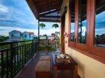 Balcony (Sunrise room)