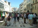 Mercado Jueves y Domingos