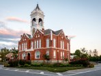 Blairsville is just a short ride away