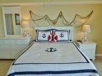 Master Bedroom Suite (Queen Bed)