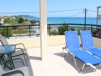 2bra big balcony seaview