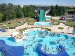 Waterpark at Angers