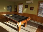 1st Floor Pool Table