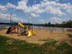 Community Playground & Beach