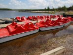 Community Paddle & Row Boat Rentals