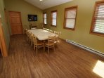 2nd floor bonus & 2nd dining room