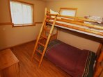 1st Floor Bedroom Right
