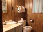 Toilet,Sink,Bathroom,Indoors,Hardwood