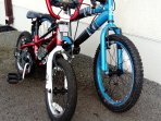 Children's bikes available to borrow free of charge
