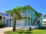 Great 4 bedroom in Royal Sands on Mustang Island!