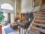 You'll love the open layout of this Tucson vacation rental house.