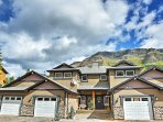 Build lasting memories in the Canadian Rocky Mountains at this vacation rental!