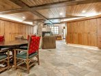 A ski locker is available with this rental property.