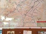 Plan your next hiking & biking adventure nearby to the Adirondack Star Ridge