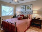 2nd bedroom has queen bed which is perfect for a couple!