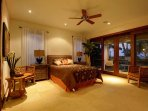 Wake up to a great view from this Hale Koa bedroom