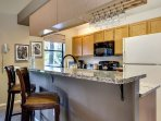 Park Forest Kitchen Breckenridge Lodging Vacation Rentals