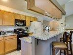 Park Forest Kitchen Breckenridge Lodging Vacation Rentals
