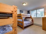 Park Forest Bunk Room Breckenridge Lodging Vacation Rentals