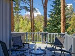 Park Forest Patio Breckenridge Lodging Vacation Rentals