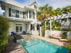 Elegant home with private pool in the heart of Old Town