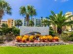 Silver Beach Gulf Front Condominiums located in Orange Beach, AL