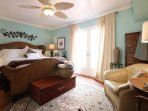 A Coastal Retreat in La Costa/Carlsbad: one room with private entrance