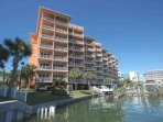 Harborview Grande-3 Bedroom/2 Bathroom Intercoastal Waterview Condominium-Clearwater Beach, FL