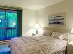 Bedroom 2 - Queen Bed, Walk Out to Great Balcony with More Amazing Views