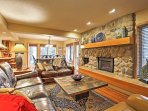 Enjoy awesome community amenities at this Frisco vacation rental condo!