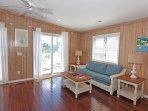 Crane Roost - Living Room
