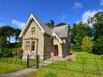 AG577 House in Lochgilphead
