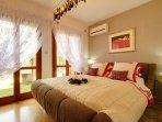 2nd double bedroom with en-suite shower room