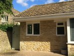 Private and newly converted, the Studio is a great base for exploring the Cotswolds