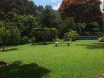 Más jardín