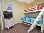 Guest Bedroom 2 - 4 Twin Beds