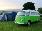 All-Electric Classic Camper Van Hire