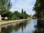 Fotos del pueblo: Orilla del río