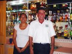 The Friendly Staff of The Oasis Bar/Restaurant
