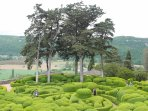 Jardins of Marquessac just 5 minutes from the house
