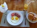 Breakfast - Villa Citra Bali